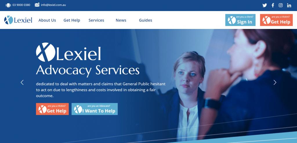 lexiel-advocacy-services