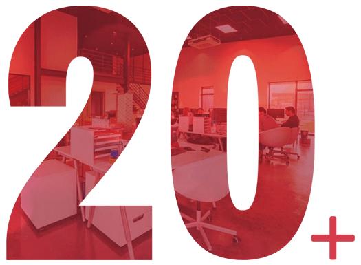AbmaSoft 20 Years Experience